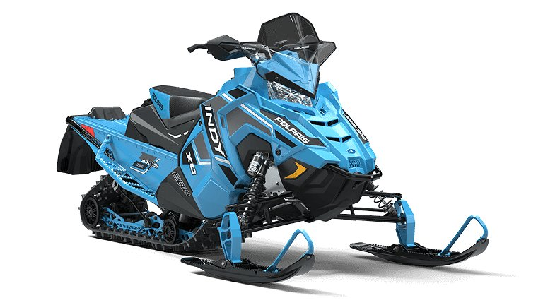 Polaris 600 INDY XC 137 Sky Blue -20