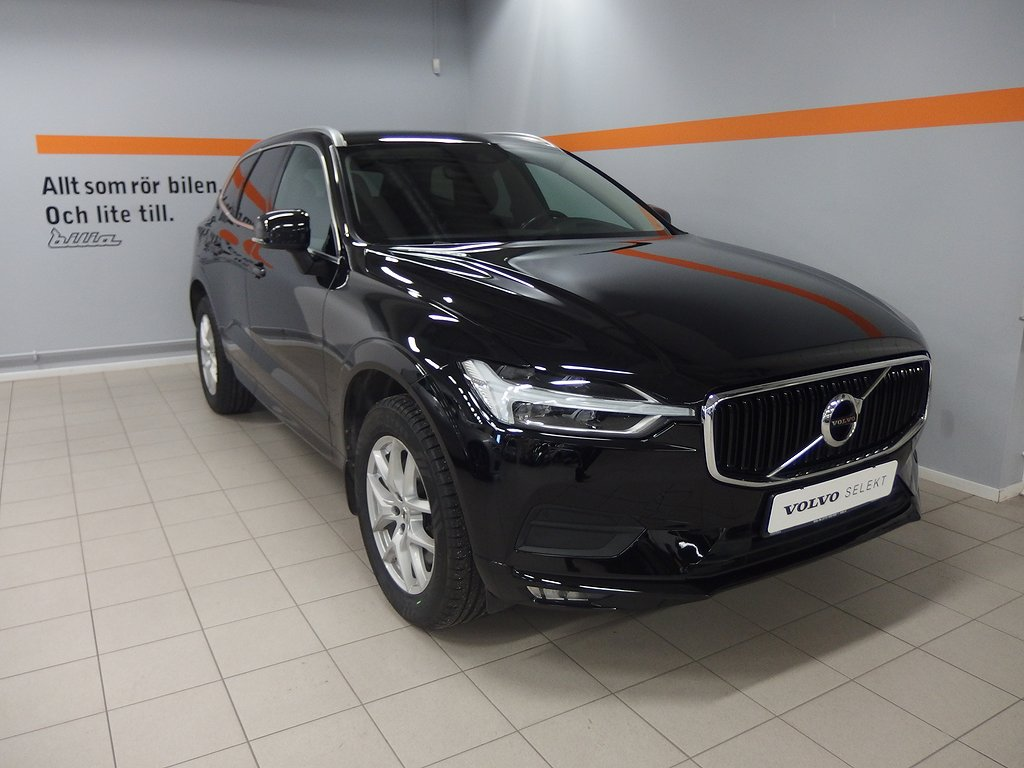 Volvo XC60 D4 AWD Business Advanced. Dragkrok. Teknikpkt. Klimatpkt VOC