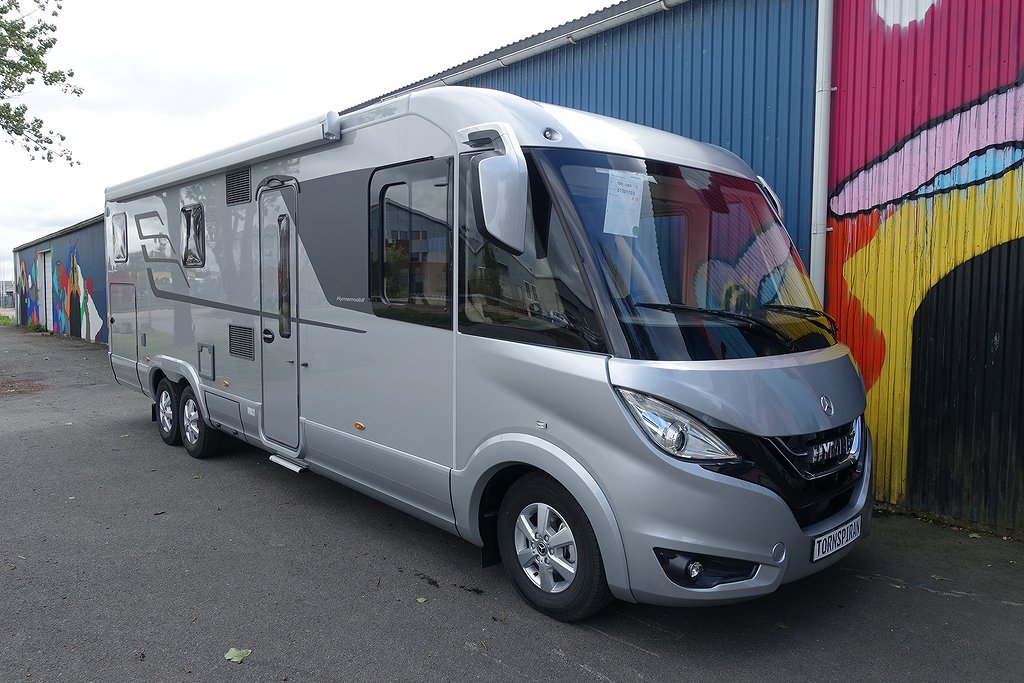 Hymer B-ML I 880 Fabr ny! All utr!