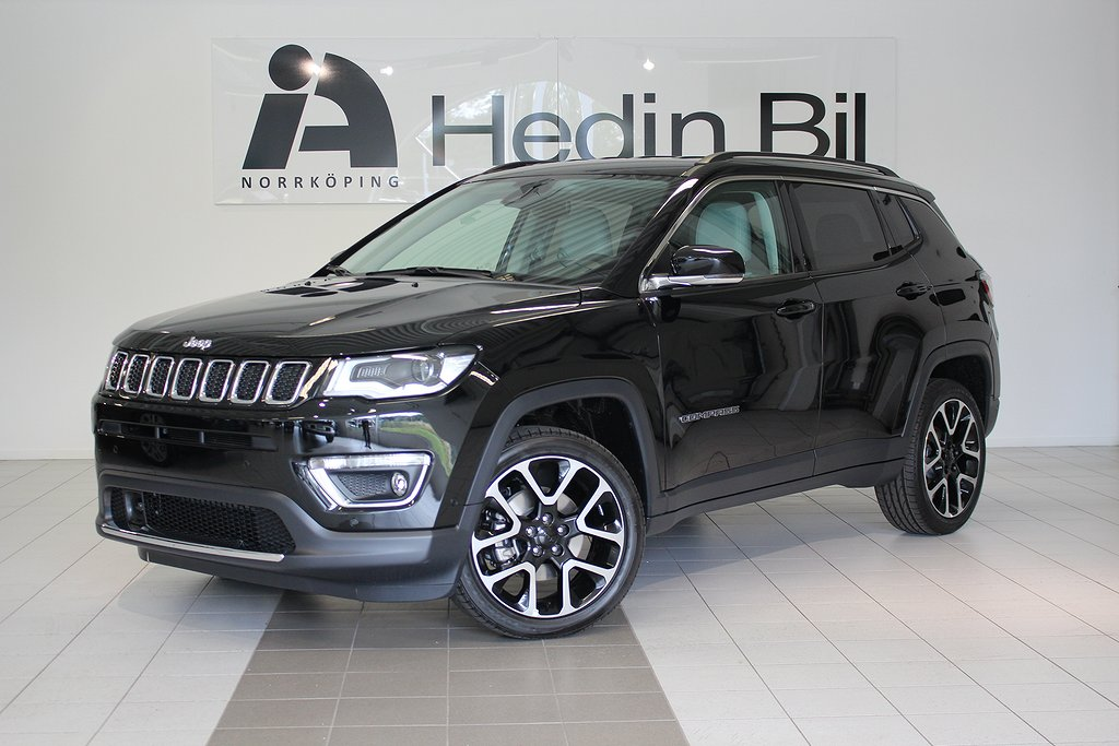 Jeep Compass 1.4 170HK Limited