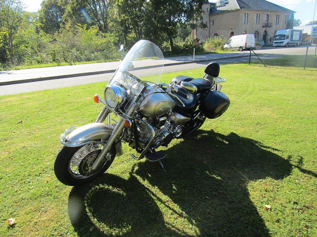 Yamaha XV1600A  Wildstar 1.6 63hk