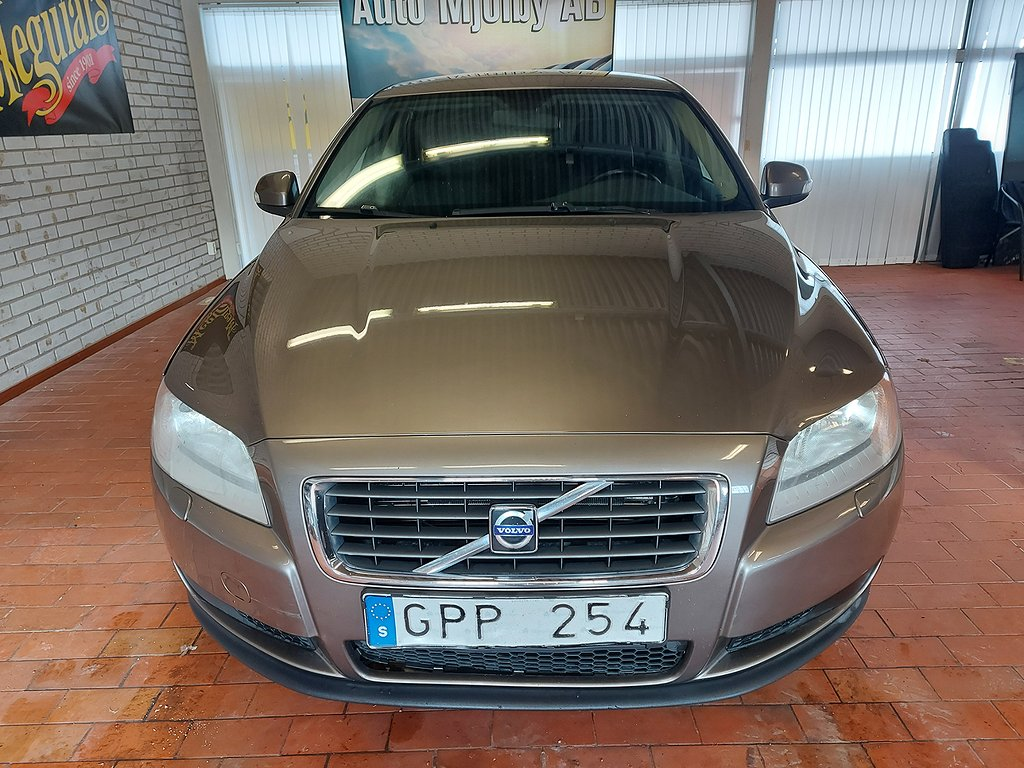Volvo S80 2.4D Geartronic Kinetic 163hk & NY SER
