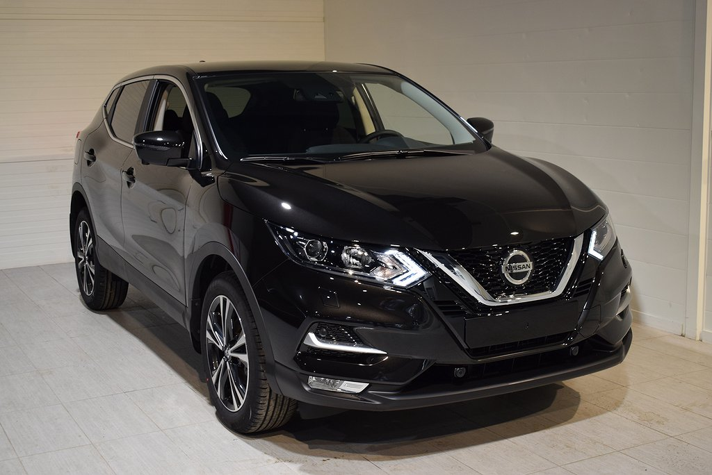 Nissan Qashqai N-Connecta AUT 6 MÅN PRIVATLEASING 2020