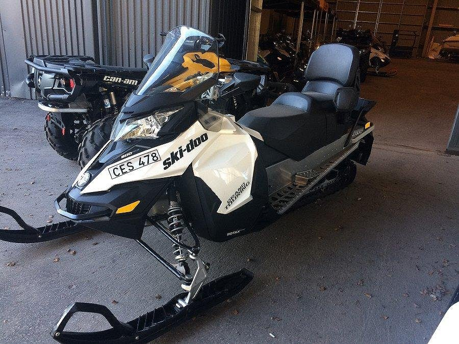 Ski-doo Grand Touring 600 ACE -19
