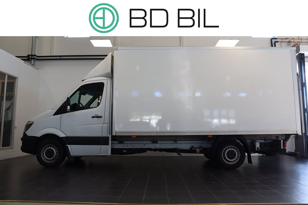 Mercedes-Benz Sprinter 316 BG-LYFT BACKKA EU6