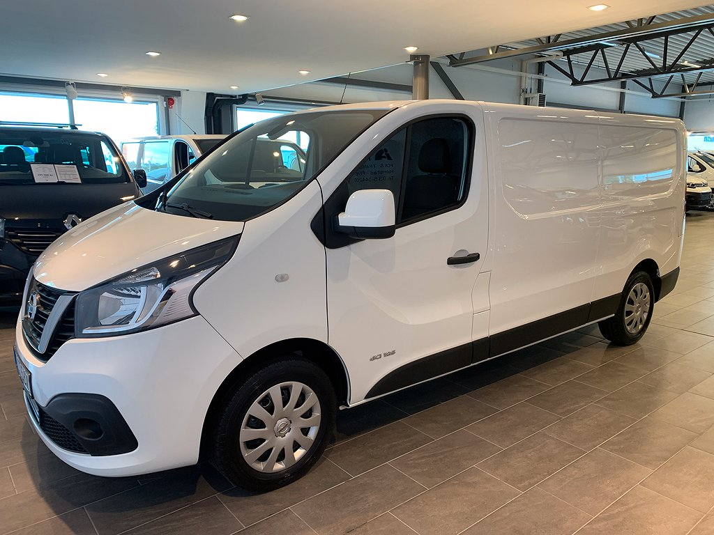 Nissan NV300 VAN 1,6DCI L2H1 125hk WORKING STAR