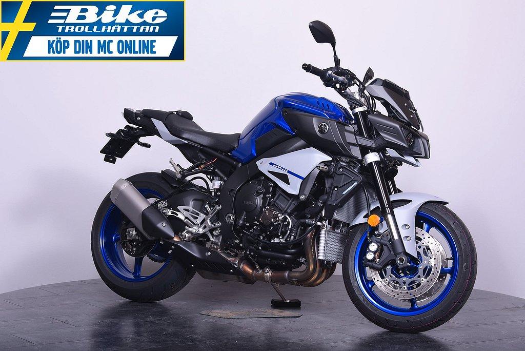 Yamaha MT-10 ENDAST 55 MIL SPARA 26500