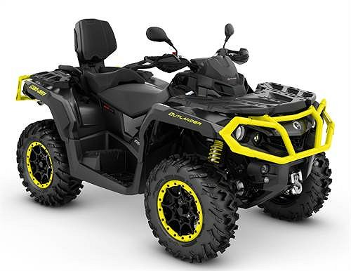 Can-Am Can Am Outlander 1000 Max XTP T