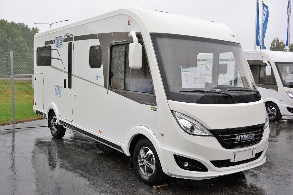 Hymer Duomobil 534 Ed-S