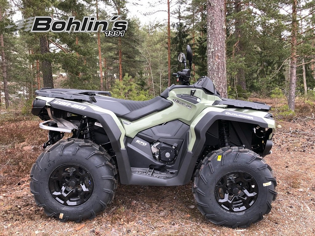 Can-Am Outlander 570 PRO+ T3B -20