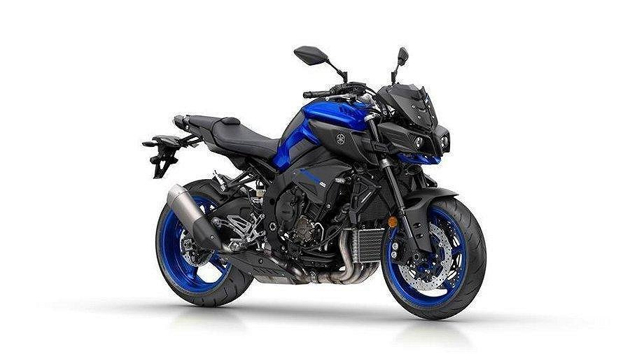 Yamaha MT-10 DEMO
