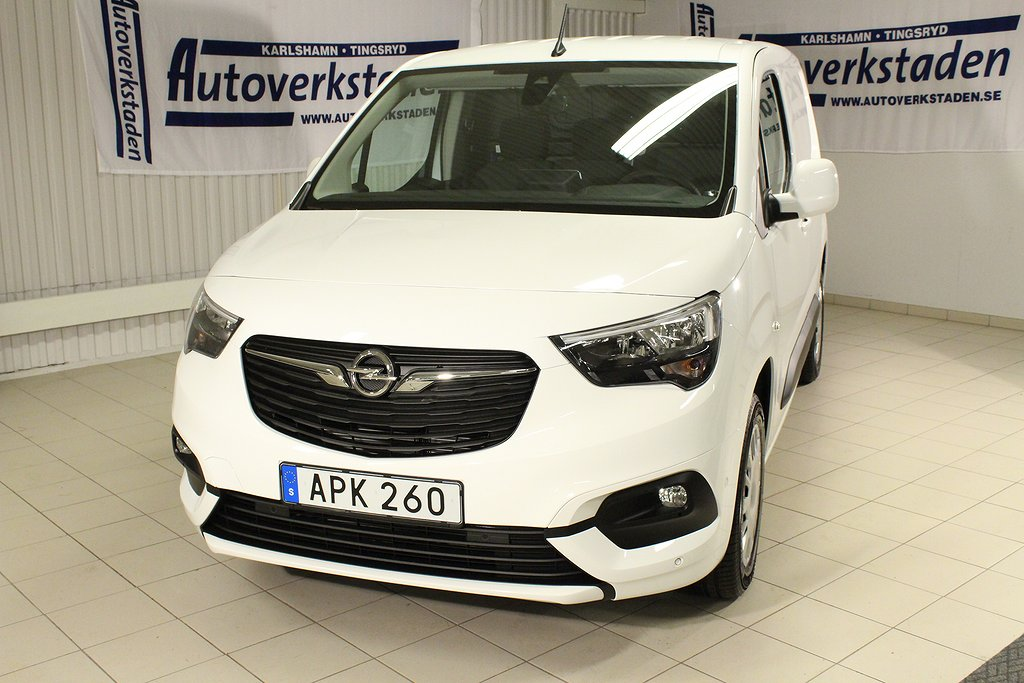 Opel Combo Launch Edition L1H1 1.5 Diesel 100 S/S
