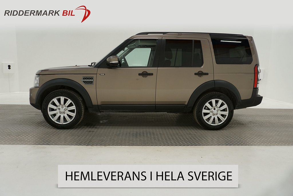 Land Rover Discovery 4 3.0 TDV6 (210hk)