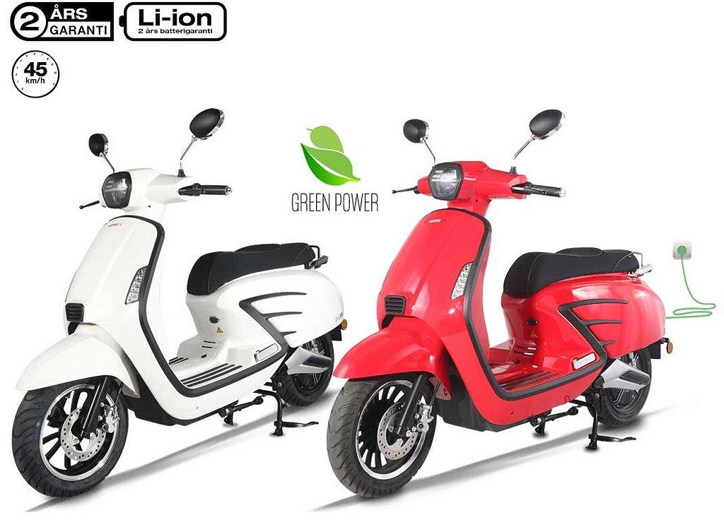 MOTO CR E-Libra - Elscooter