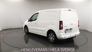 Citroen Berlingo 1.6 BlueHDi Skåp (100hk)