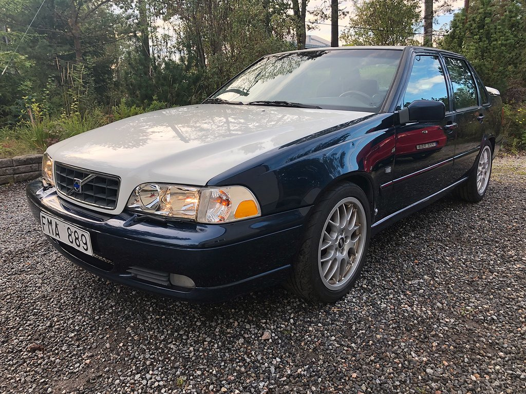 Volvo S70 Turbo 500hk+