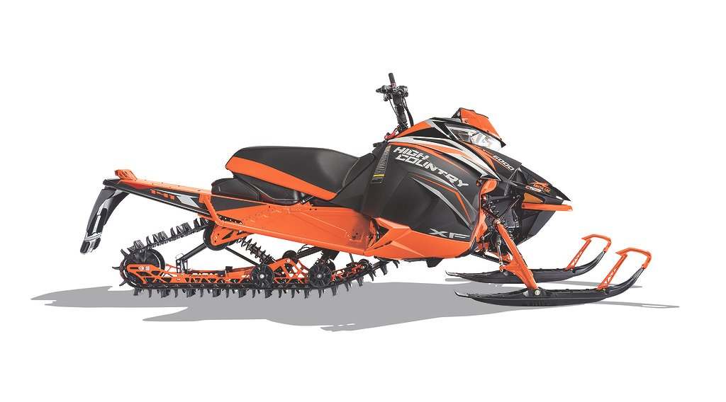 """Arctic Cat High Country 6000 141"""" -19"""
