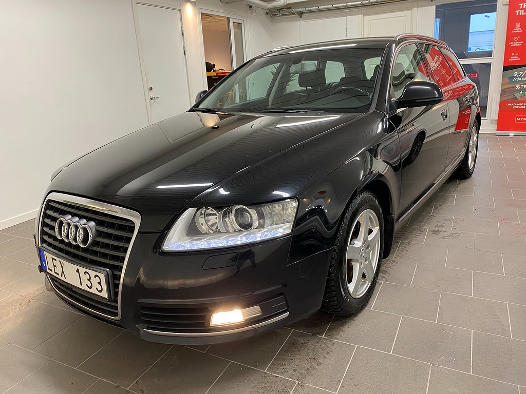 Audi A6 Avant 2.0 TDI e Proline, Business Edition 136hk