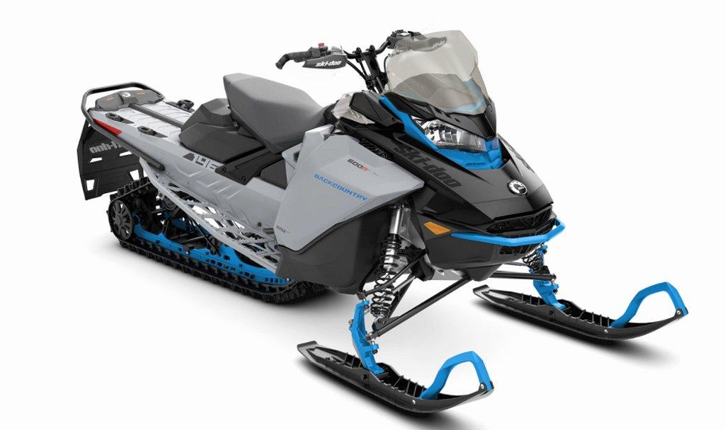 Ski-doo Backcountry Sport 600R E-TEC 2022 *Boka nu*