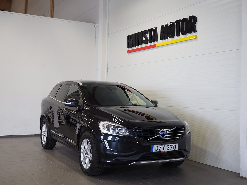 Volvo XC60 D4 AWD Aut Summum Business E 181hk 2015