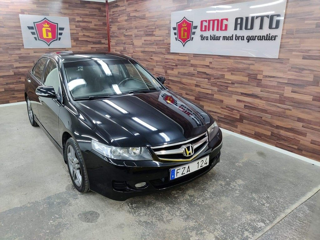 Honda Accord 2.2 i-CTDi 140hk