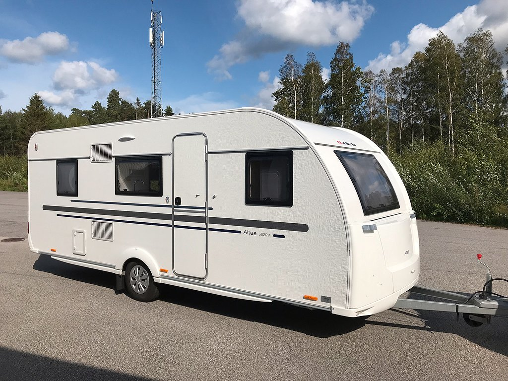 Adria Altea 552 PK Scandinavian Edition