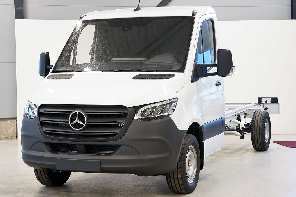 Mercedes-Benz Sprinter 314 CDI CHASSI EH R2 FD