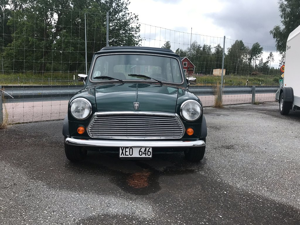 Rover Mini 1.3 53hk