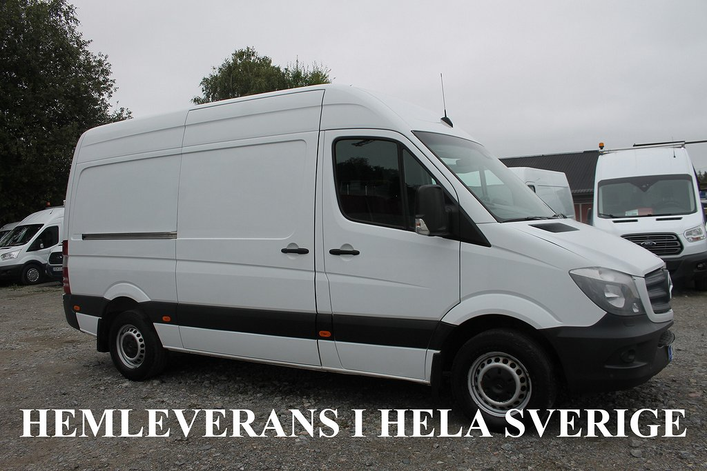 Mercedes-Benz Sprinter 316 AUT Backkam*