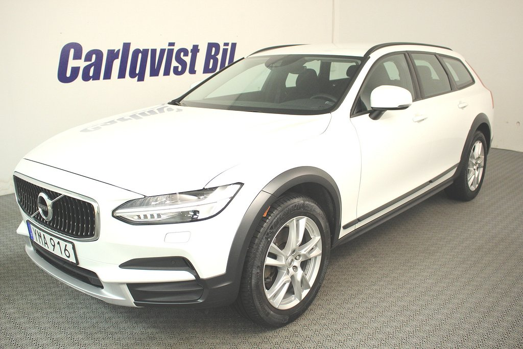 Volvo V90 Cross Country AWD D4 190HK 4x4 Business