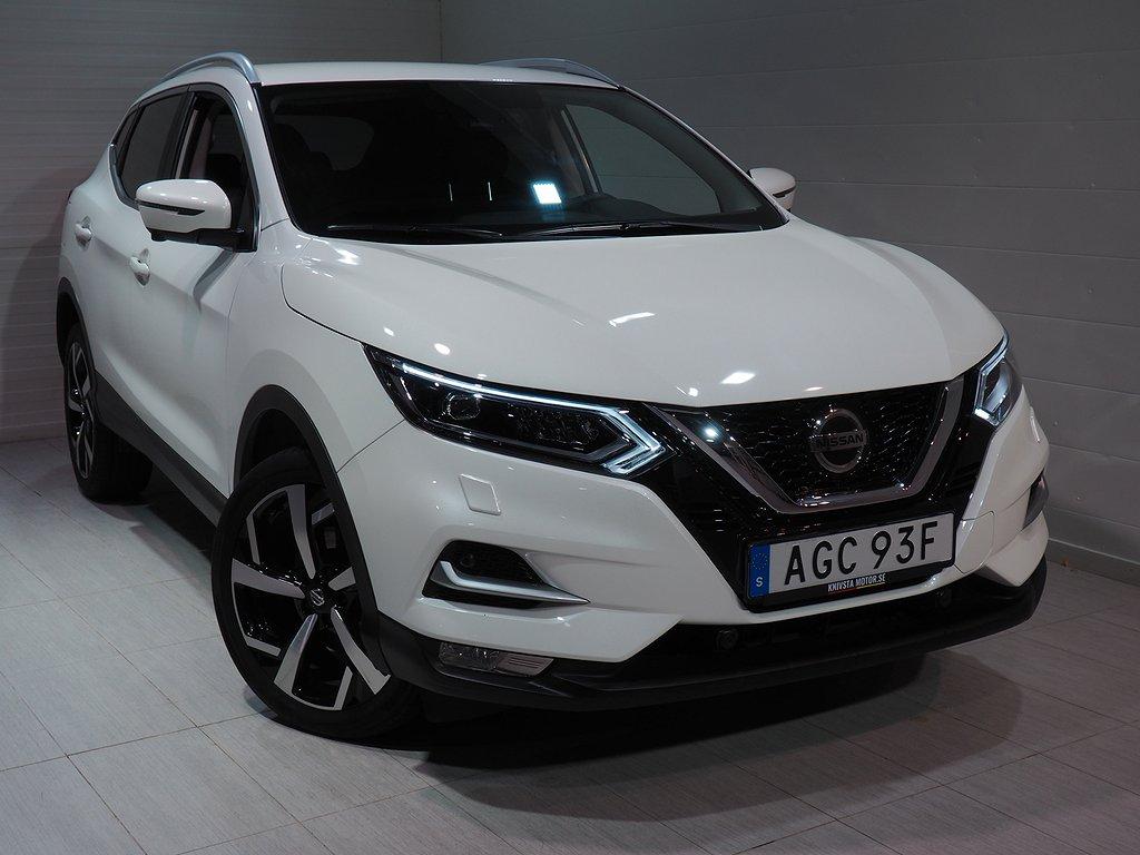 Nissan Qashqai 1.3 DIG-T TEKNA 160 hk Automat DEMO 2021