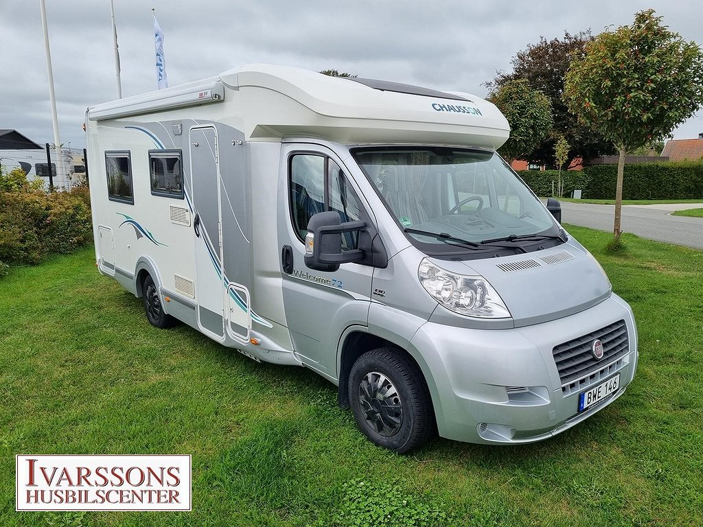 Chausson Welcome 72 (Queensbed)