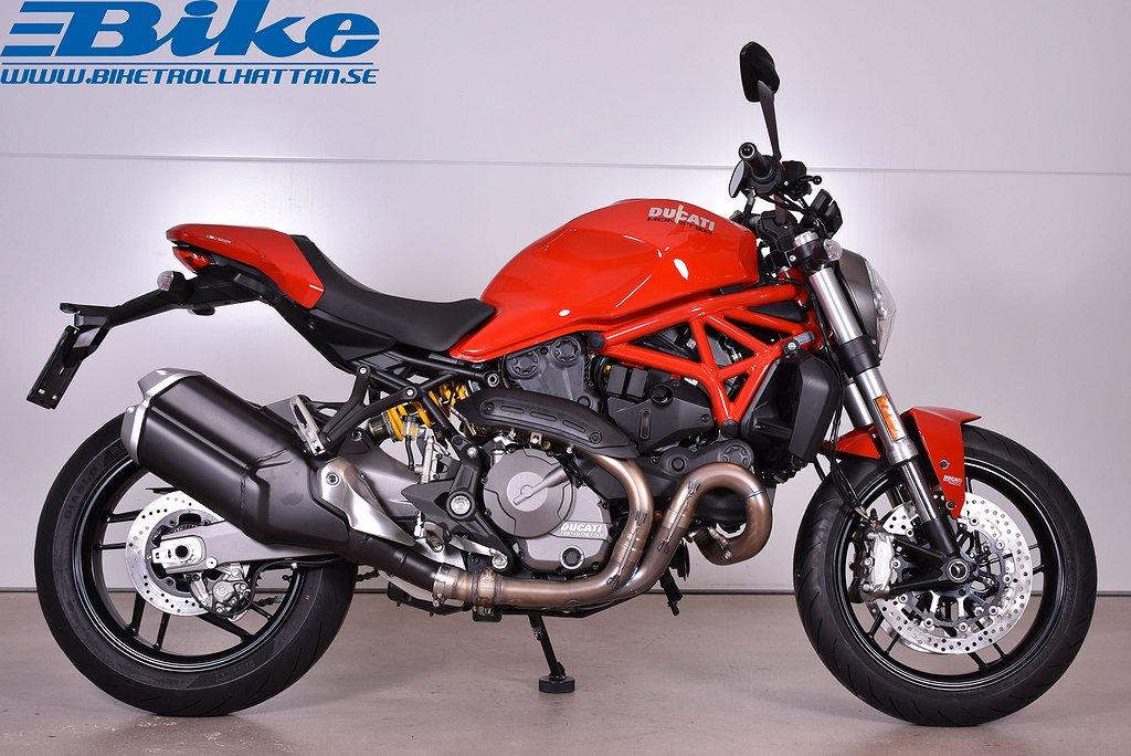 Ducati Monster 821 Termignoni på köpet!