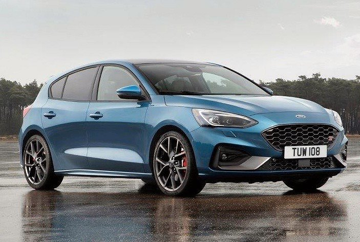 Ford Focus ST - PLUS 2.3T EcoBoost 280hk