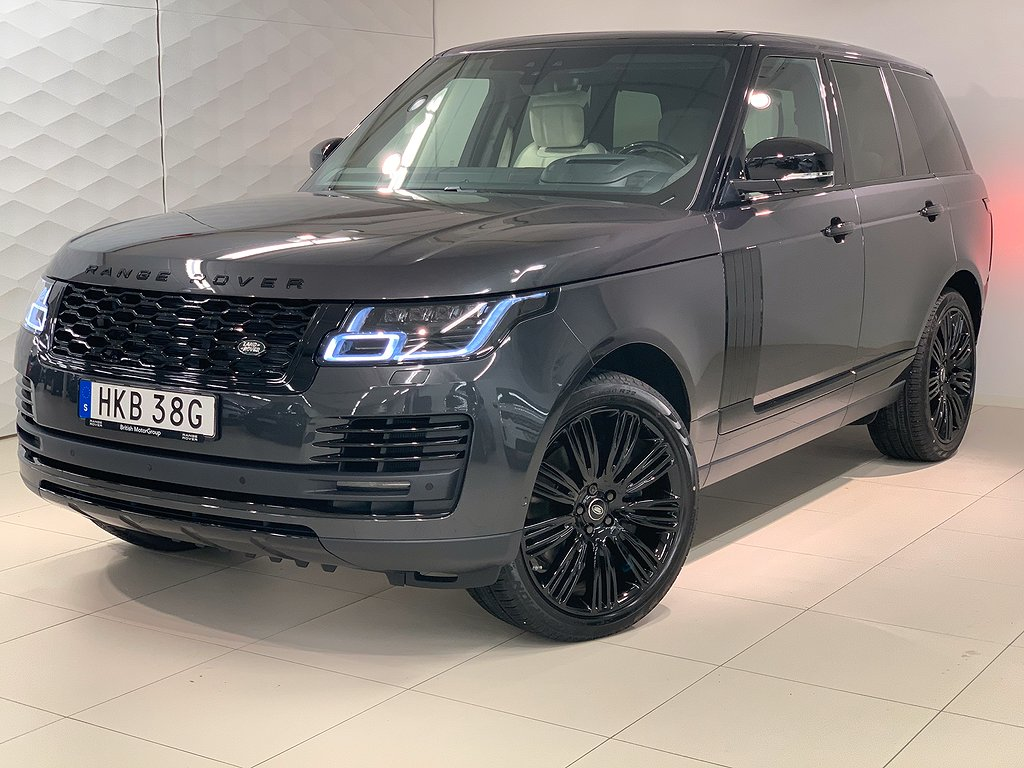 Land Rover Range Rover Autobiography P400 MHEV