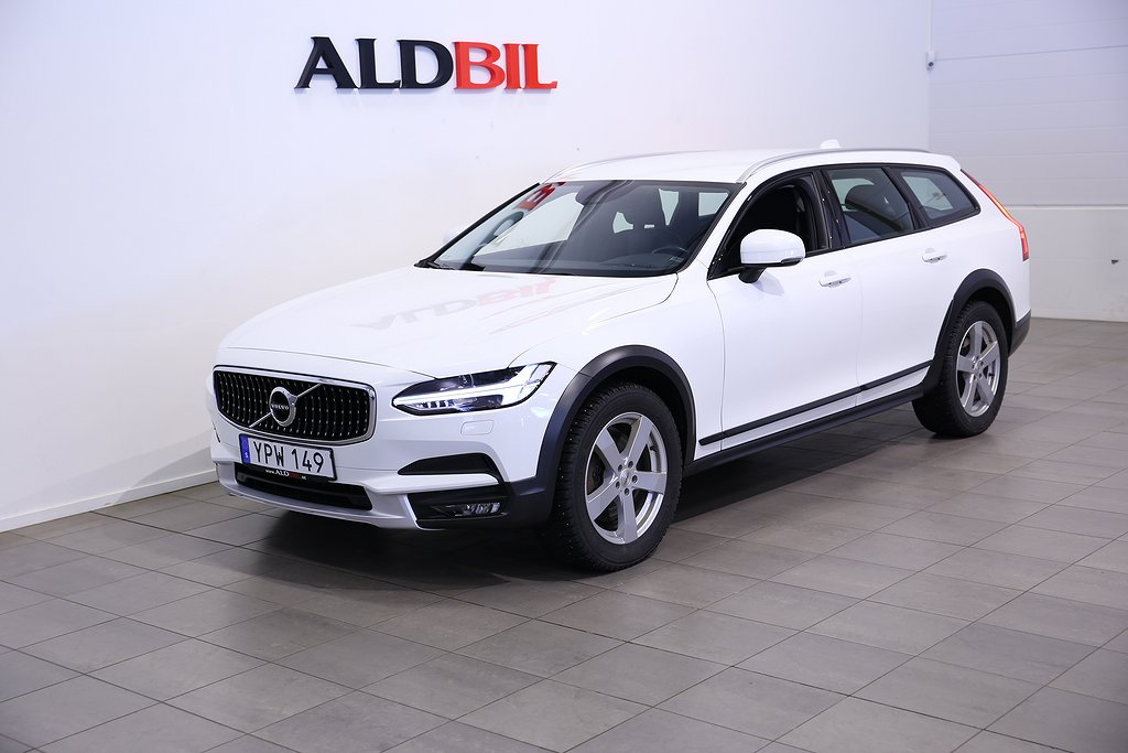 Volvo V90 Cross Country D4 190hk AWD Business Adv / Drag / VoC