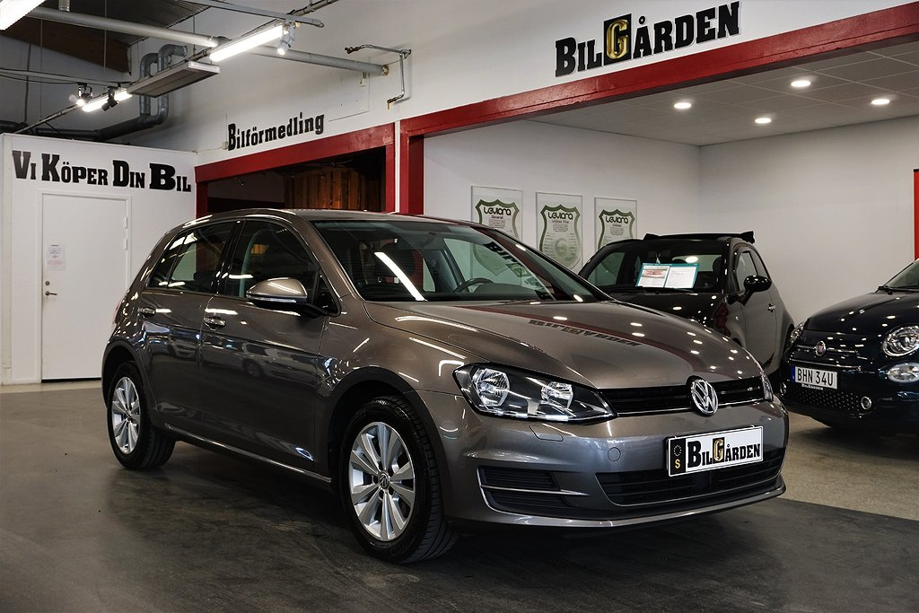 Volkswagen Golf 1.2 TSI BlueMotion DSG 105hk