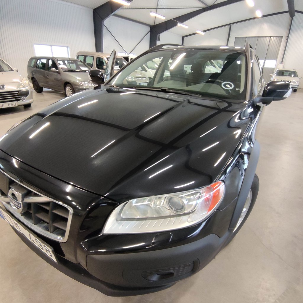 Volvo XC70 D5 AWD Geartronic Kinetic 215hk