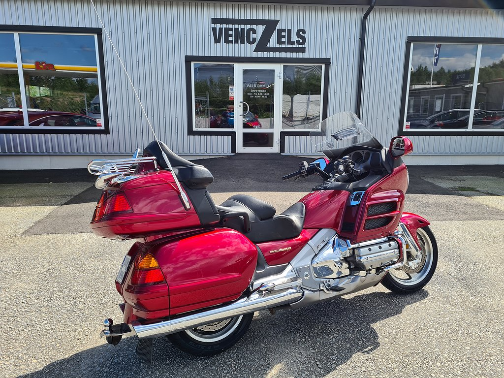 Honda Gold Wing GL1800A  ABS
