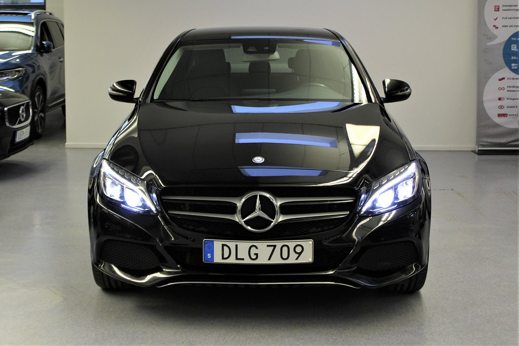 Mercedes-Benz C 220 d 4MATIC 9G-Tronic AVANTGARDE