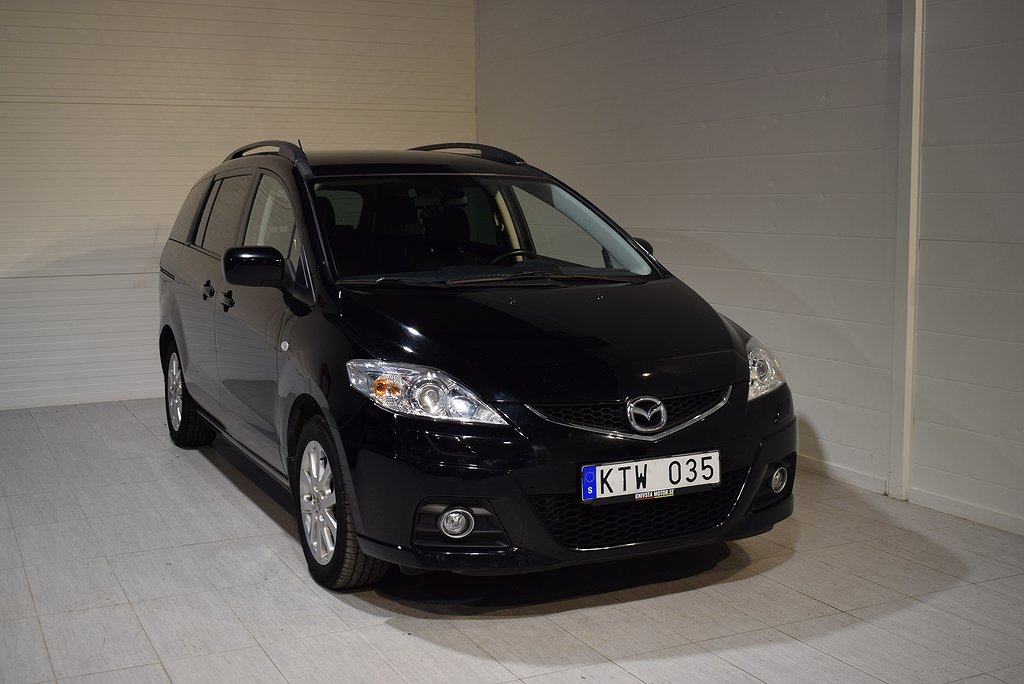 Mazda 5 2.0 Limited Edition 7-sits
