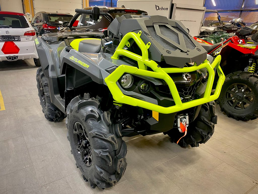 Can-Am Outlander 650 Xmr Terräng