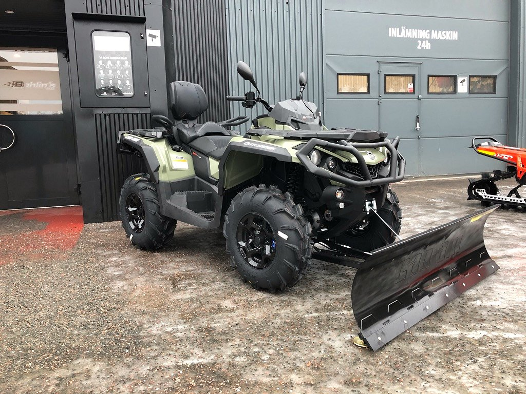 Can-Am Outlander Max Pro 570 -20