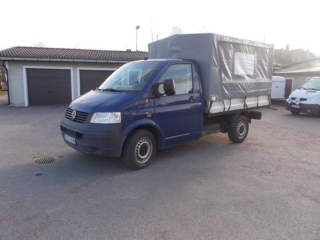 Volkswagen Transporter Ac,nytt kapell,5vxl