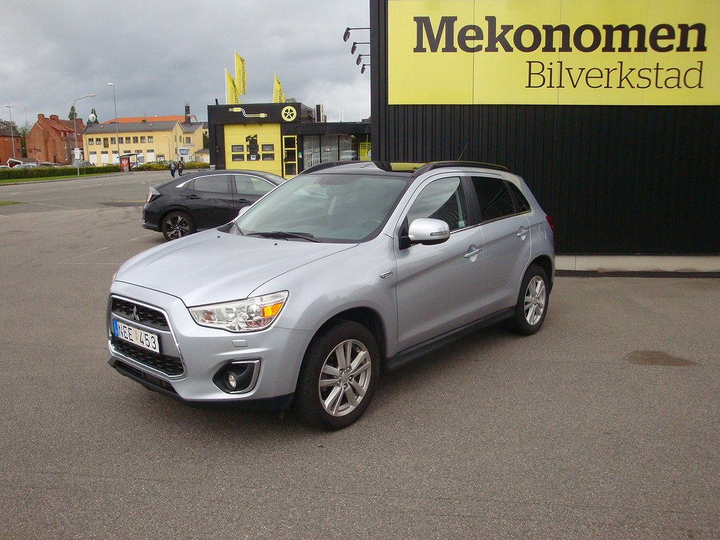 Mitsubishi ASX 1.8 Di-D Business Mycket utr.