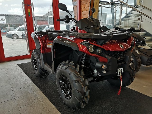 Can-Am Outlander 650 Pro+