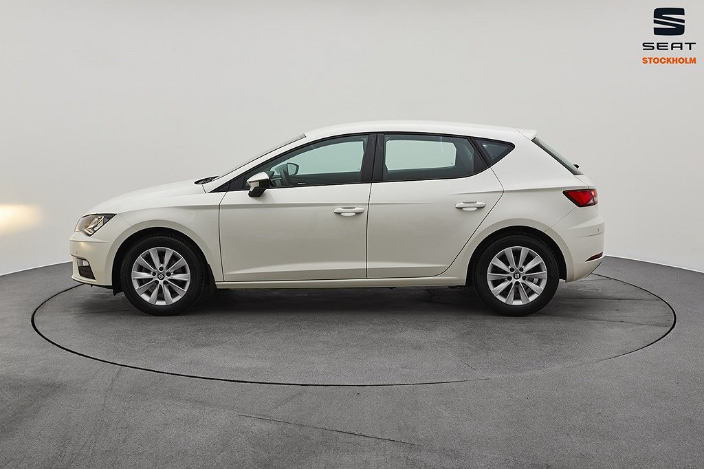 Seat Leon 1.4 CNG 110hk / Style /