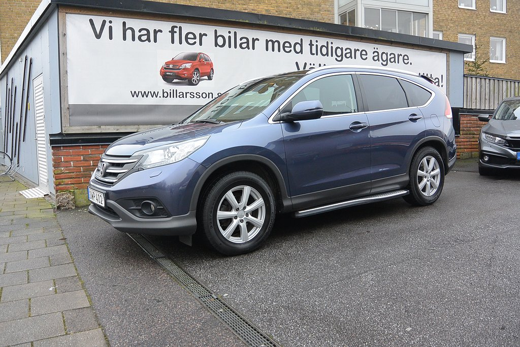 Honda CR-V 2.0 155hk i-VTEC 4WD Executive Automat Dragkrok