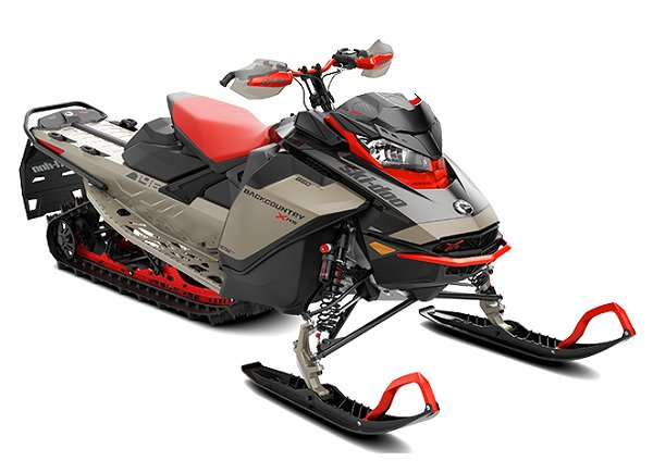 Ski-doo Backcountry XRS 850 146""