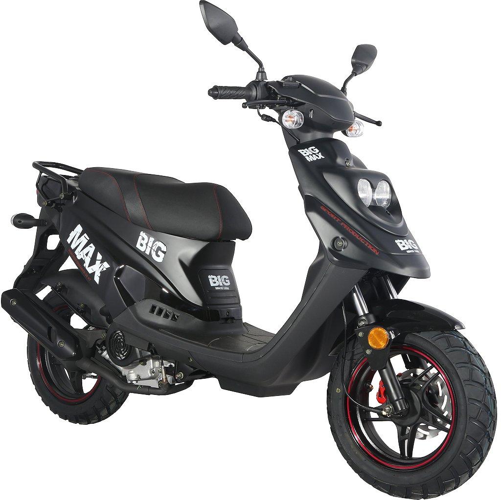 Övrigt MotoCR Big Max SP 25km/h Svart